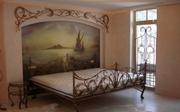 Художественная роспись   декор стен,   потолков и  арок под ключ