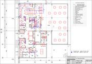 Проектирование расстановки оборудования ресторанов,  столовых,  баров и